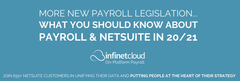 2020/21 Payroll Legislation Updates – What You Need to Know